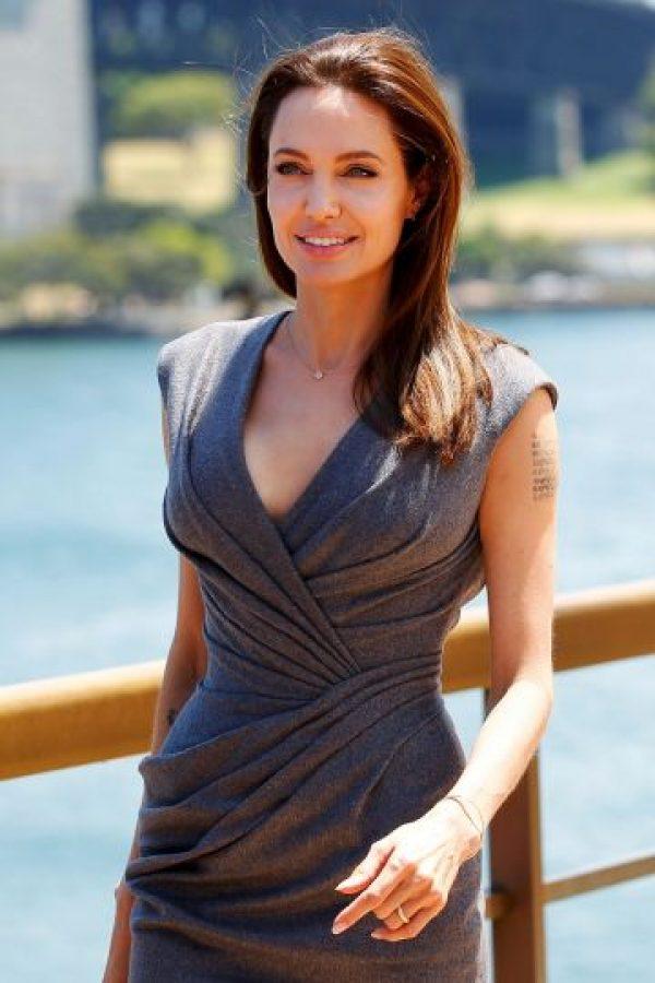 Es actriz, modelo, filántropa, actriz de voz, directora y guionista Foto:Getty Images