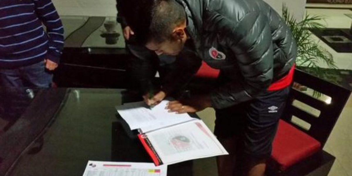 Excampeón con Boca Juniors llegó a reforzar un equipo colombiano