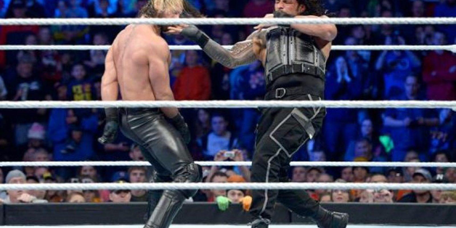 Fue reconocido como la mejor superestrella del año en los Slammy Award Foto:WWE