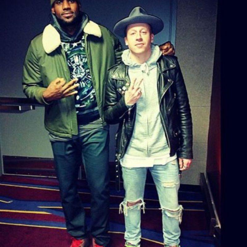 Foto:Instagram: @kingjames