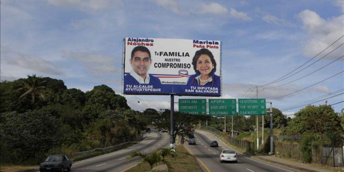El Año Nuevo llega con efervescencia electoral a El Salvador