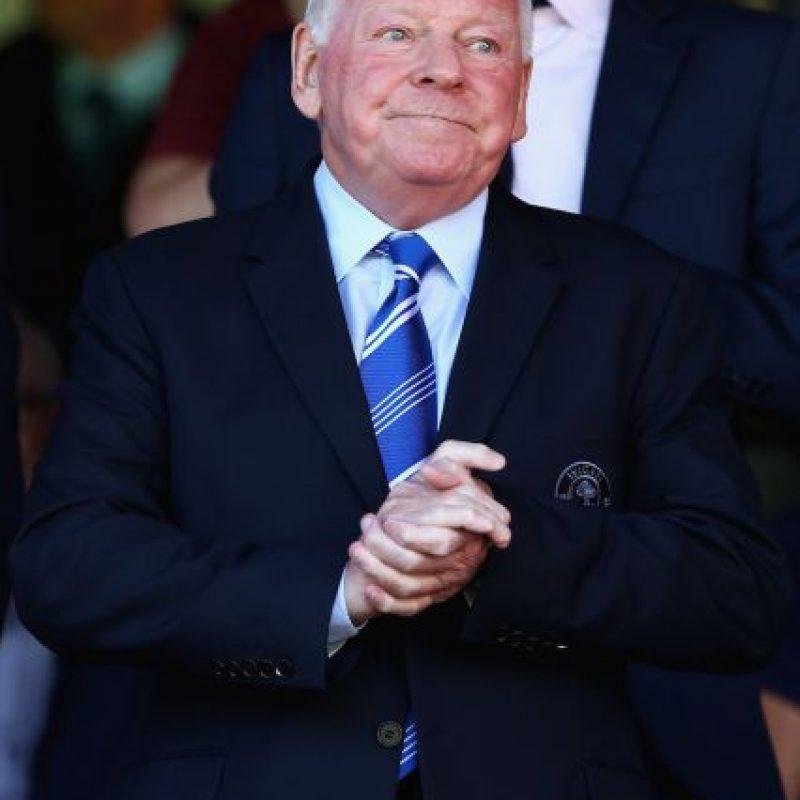 Dave Whelan fue suspendido seis juegos. Foto:Getty Images