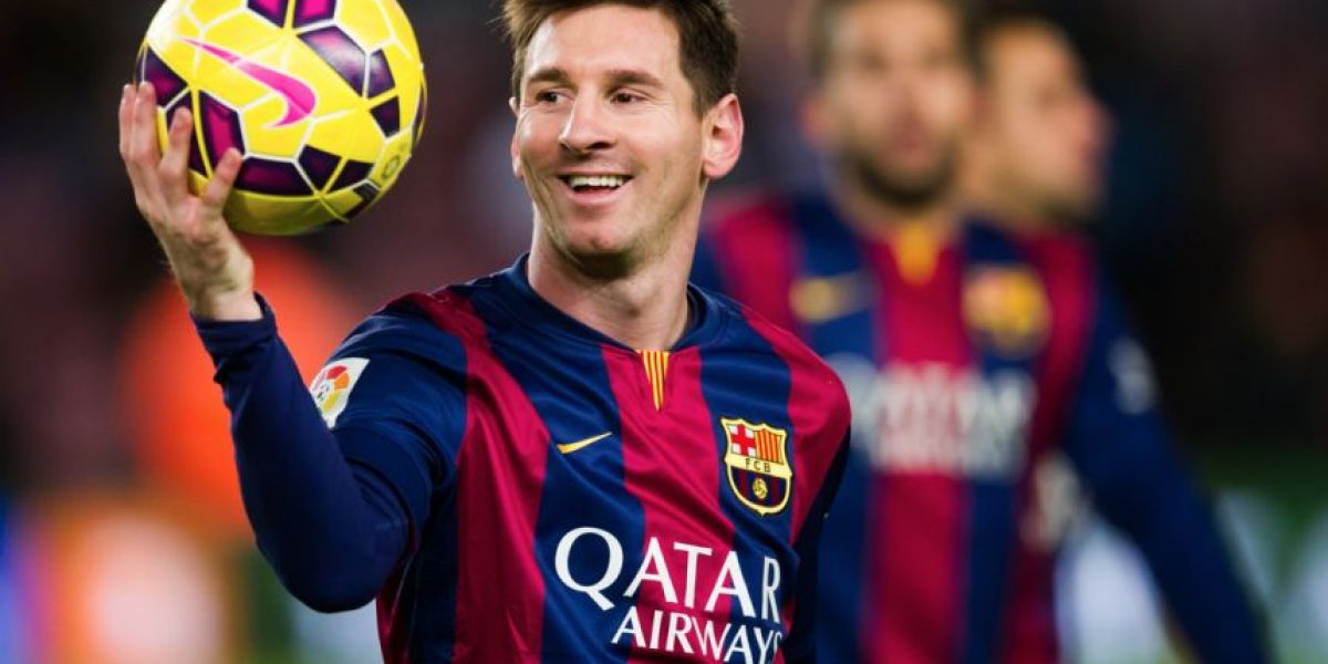 VIDEO: Espectacular primer récord de Lionel Messi en 2015