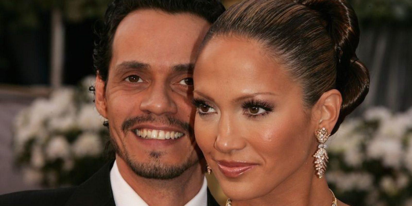 """La historia de esta pareja se remonta a 1999 cuando grabaron juntos el tema """"No me ames"""" Foto:Getty Images"""