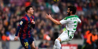 El futbolista del Barcelona está nominado para ganar el Balón de Oro Foto:Getty