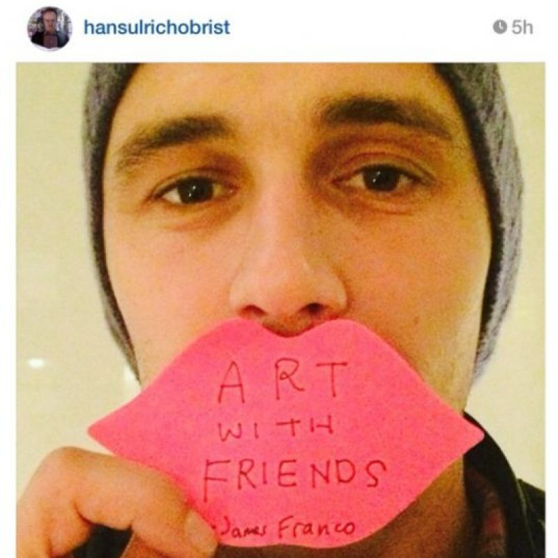 Foto: Instagram/James Franco