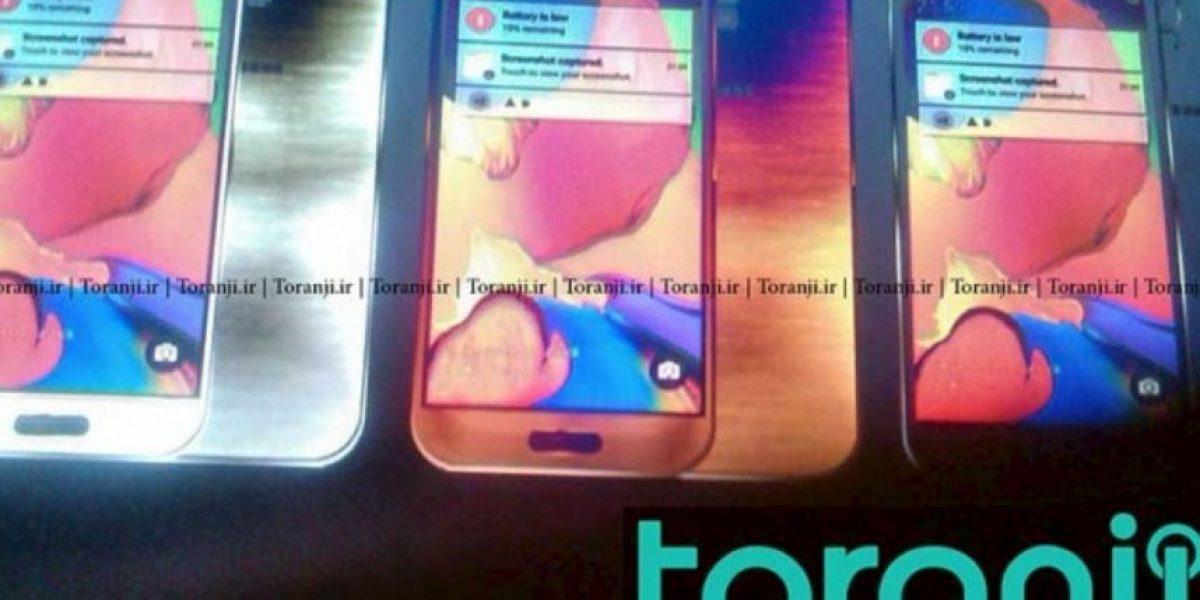 FOTOS: Este podría ser el nuevo Samsung Galaxy S6