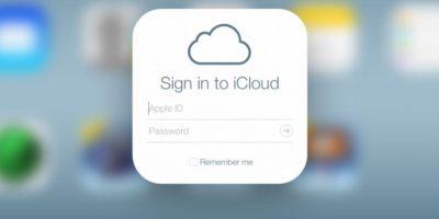 iCloud de Apple estaría en riesgo severo. Foto:Apple
