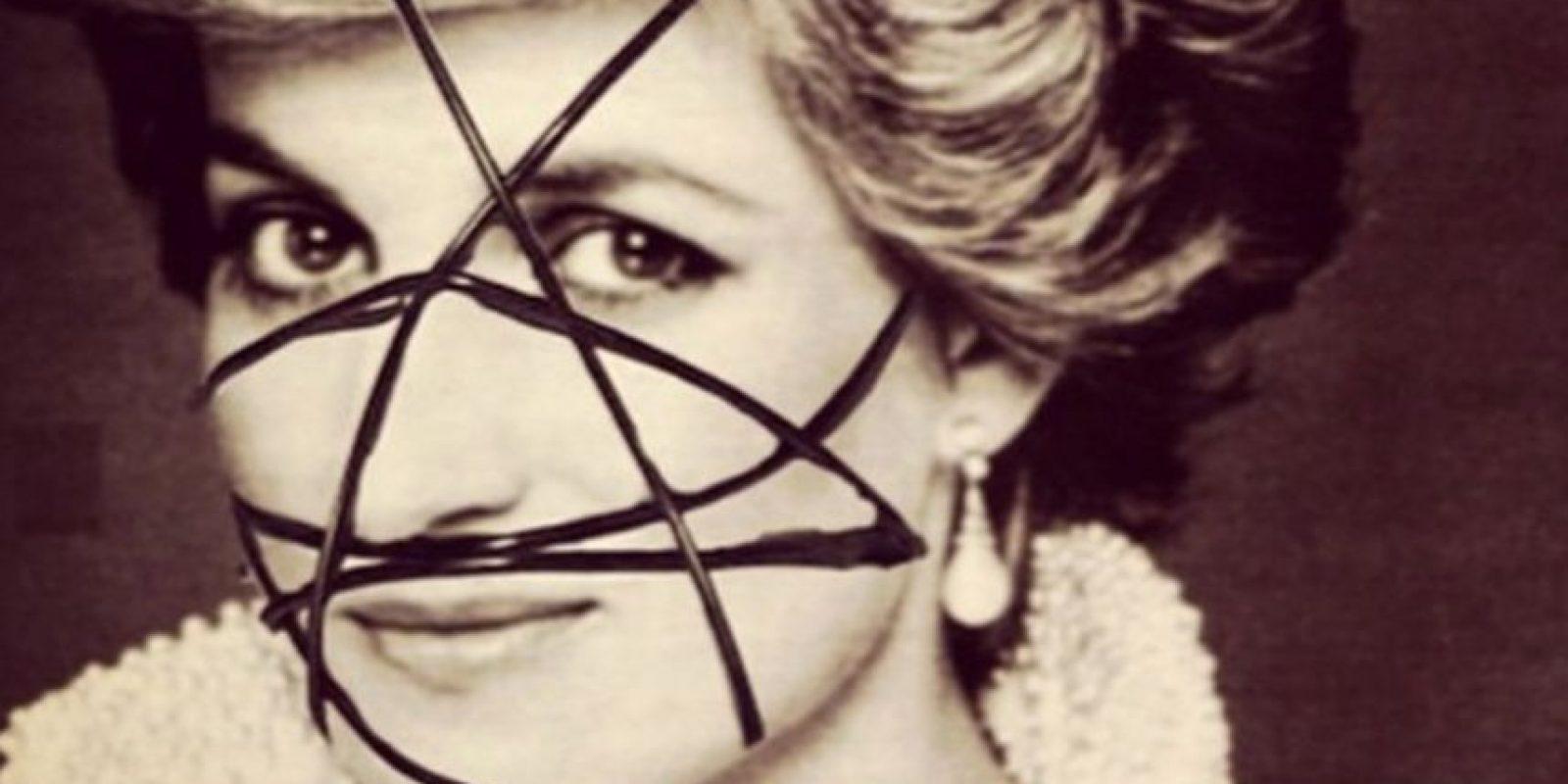 Princesa Diana Foto:Instagram/Madonna