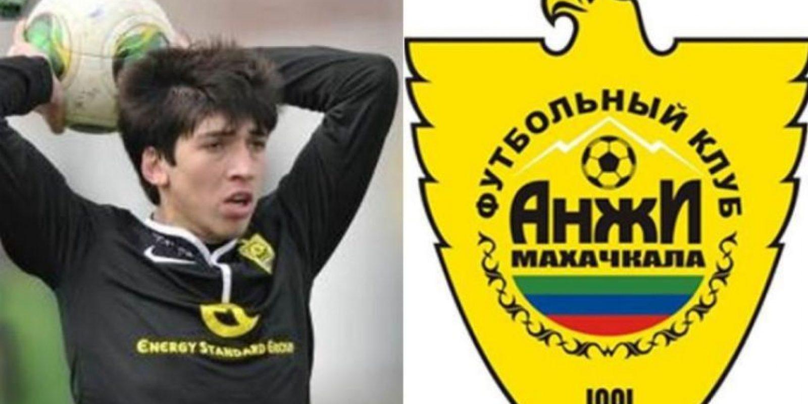 Hassan Magomedov perdió la vida a los 20 años Foto:Twitter