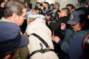 La Corte de Constitucionalidad, la máxima instancia judicial en Guatemala, anuló la condena de 80 años de prisión impuesta el 10 de mayo de 2013 Foto:AFP