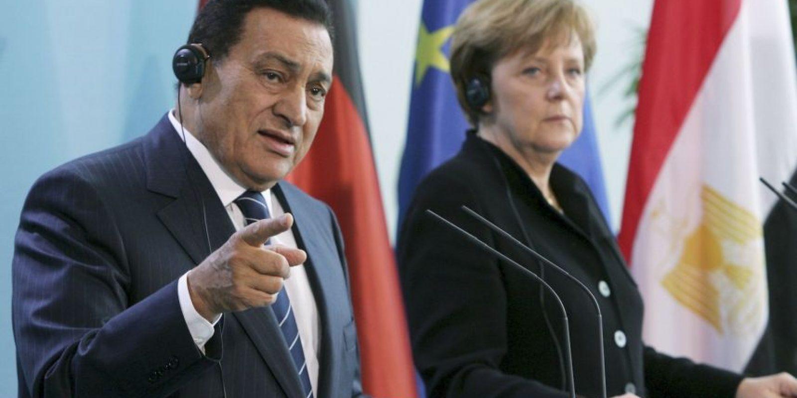 Egipto – Hosni Mubarak Foto:Getty Images