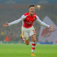 Alexis se ha vuelto una referencia del Arsenal. Foto:twitter.com/Alexis_Sanchez