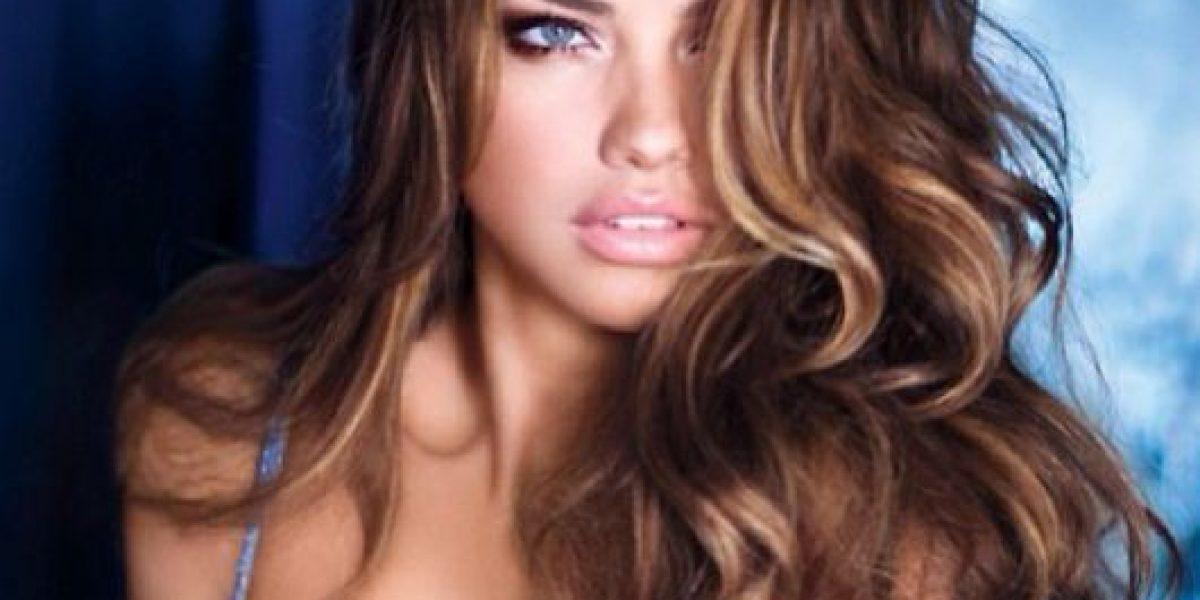 FOTO: Adriana Lima, de top model a