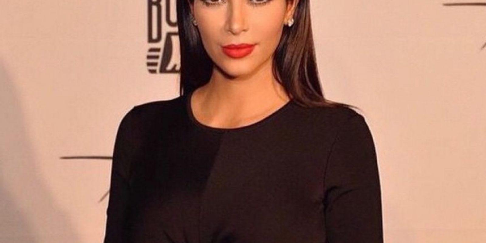 Que comparte junto a su hermana Kourtney Kardashian mientras dejan Los Ángeles para abrir su tercera tienda D-A-S-H en Nueva York Foto:Instagram @kimkardashian