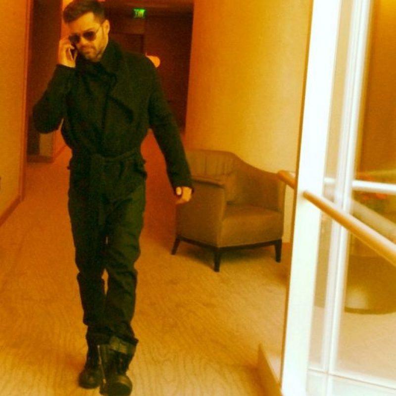 Ha lanzado nueve álbumes de estudio Foto:Instagram @ricky_martin