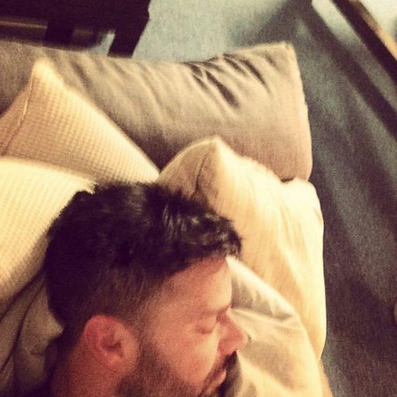 Es cantante, compositor, actor y escritor puertorriqueño Foto:Instagram @ricky_martin