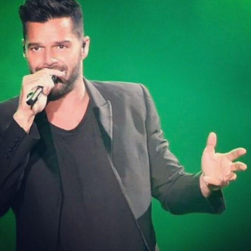 Ricky Martin Foto:Instagram @ricky_martin