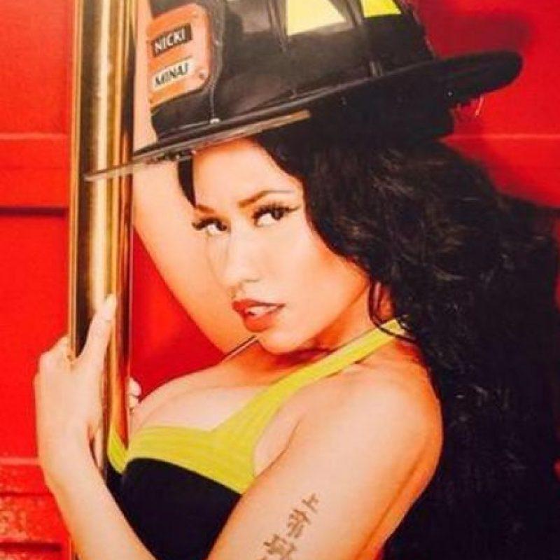 Foto:Nicki Minaj Calendar