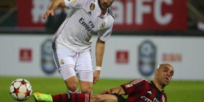 Karim Benzema estará en el eje del ataque Foto:Getty