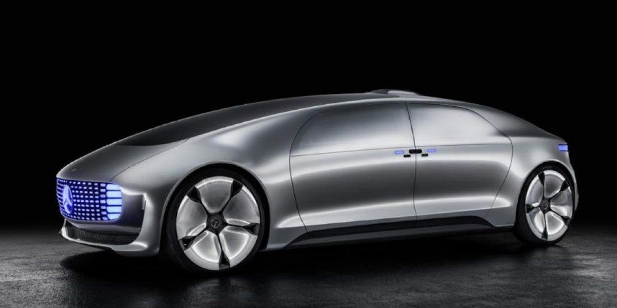 CES 2015 recibió el auto del futuro