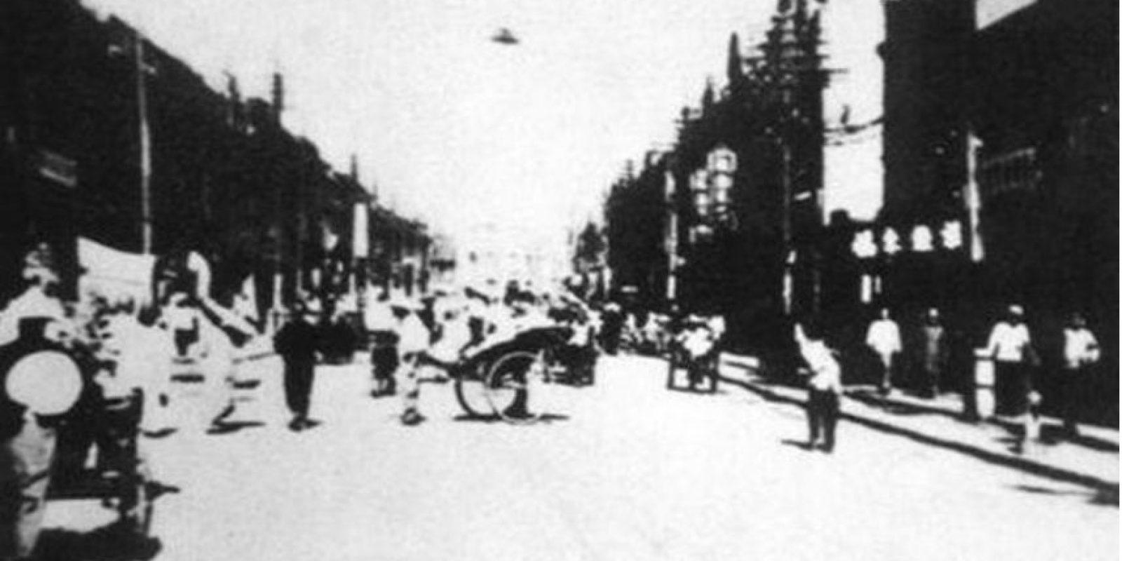 Provincia de Hebei, China, 1942.