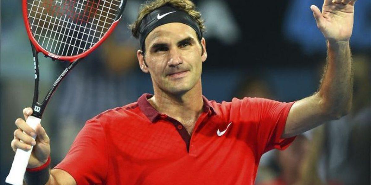 Federer avanza a semifinales; Sharapova e Ivanovic se disputarán el título