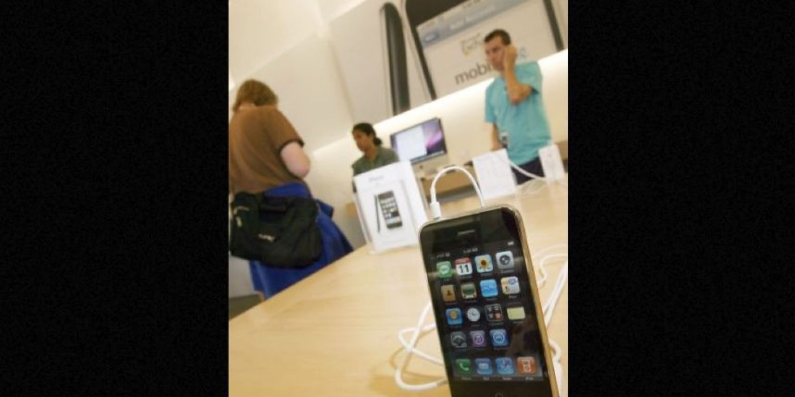 iPhone 3G (2008) Foto: Getty Images