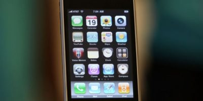 iPhone 3GS (2009) Foto: Getty Images