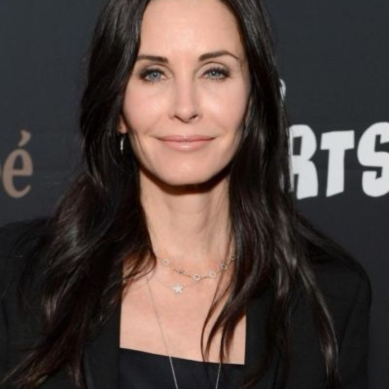 Courteney Cox siempre ha sido bella. Foto: Getty Images