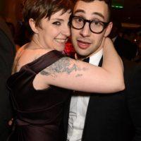Jack ahora está con Lena Dunham. Foto:Getty Images