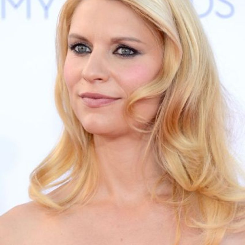 "Es Claire Danes, de ""Homeland"" Foto: Getty Images"