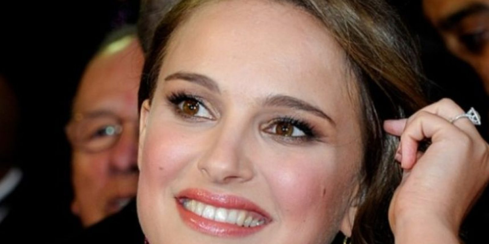 Natalie Portman no ha cambiado. Foto: Getty Images