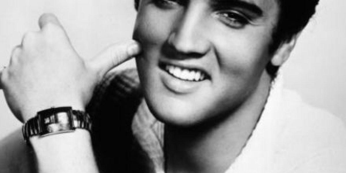 FOTO: Así se vería Elvis Presley si tuviera 80 años