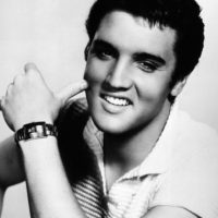 Esta semana se cumplen 80 años del nacimiento de Elvis Presley Foto:Getty Images