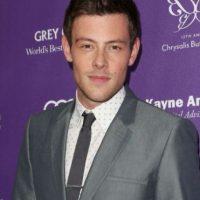 """En julio de 2013 se halló muerto a Cory Monteith, que hacía el papel de Finn Hudson en la exitosa serie de Fox """"Glee"""", en una habitación de hotel en Vancouver, Canada. Foto:Getty Images"""