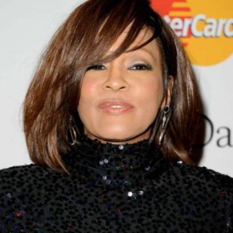 Whitney falleció a la edad de 48 años en un hotel de Beverly Hills, El 11 de febrero de 2012.. Foto:Getty Images