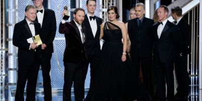 "Mejor Miniserie para Televisión: ""Fargo"". Foto:Getty Images"