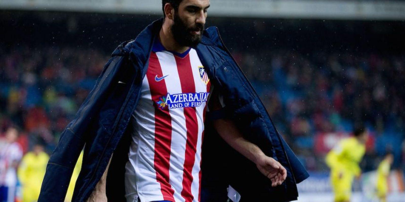 Arda Turan asegura que no votó por Mourinho como el mejor entrenador. Foto:Getty Images