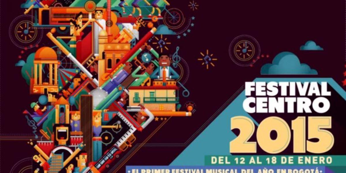 Inició en Bogotá una nueva edición del Festival Centro