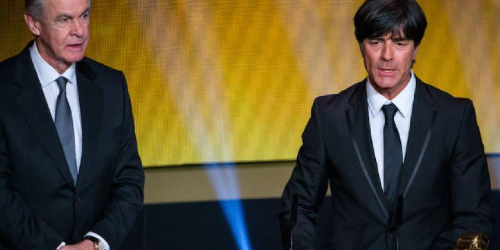 Löw llevó a la Selección alemana a obtener la Copa del Mundo. Foto:Getty Images