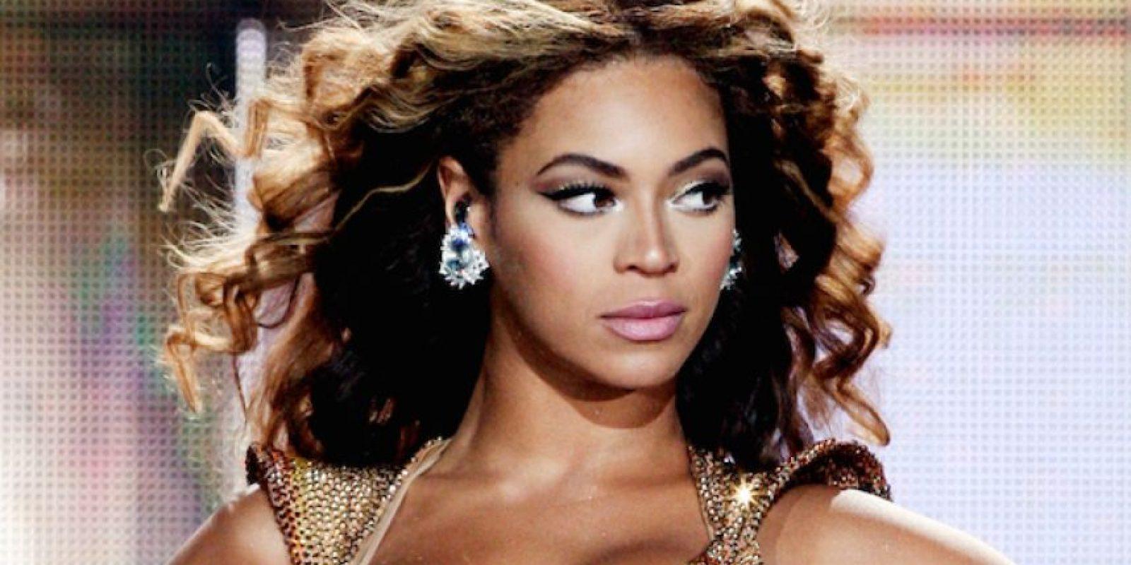Beyoncé como todos la conocemos Foto:Getty Images