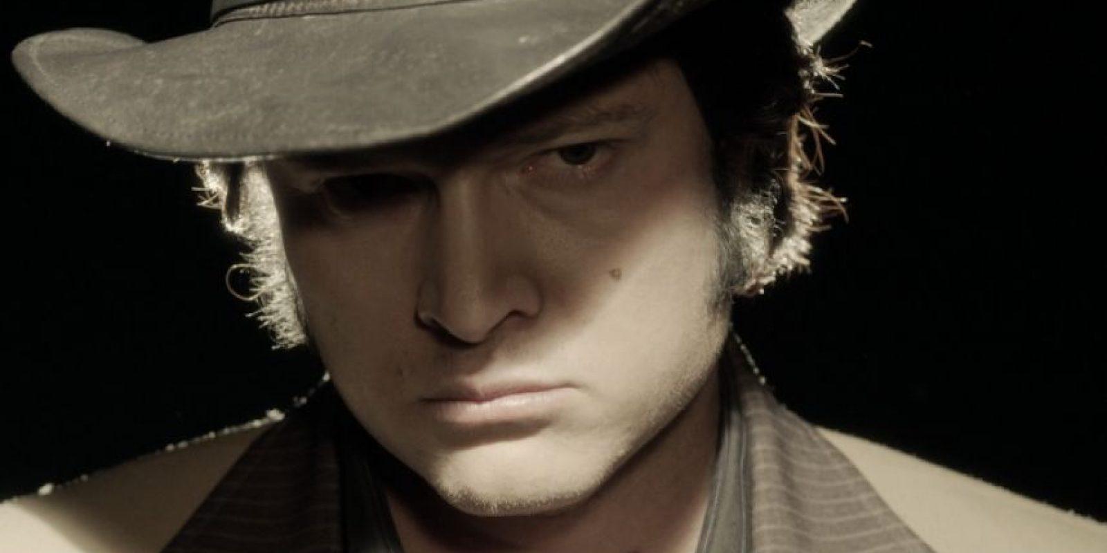 Juan Sebastián Calero como 'El mexicano' Foto:RCN