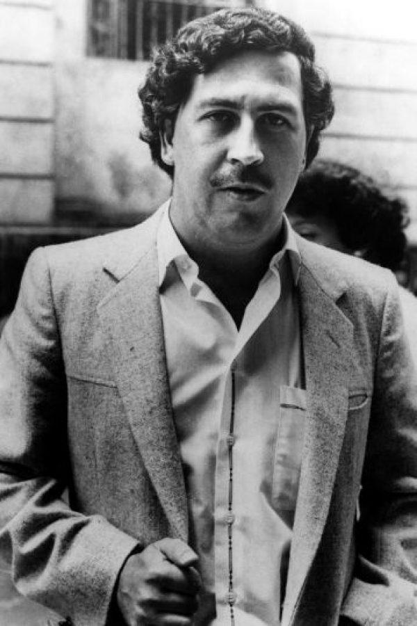 Pablo Escobar Foto:eluniversal.com.co