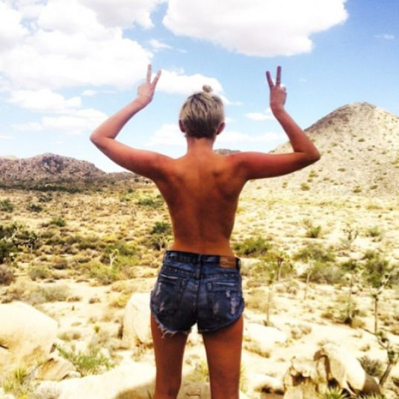 Foto: Instagram/Miley Cyrus
