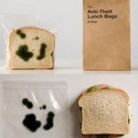 Así alejarán a cualquier persona que robe su almuerzo. Foto:TFR