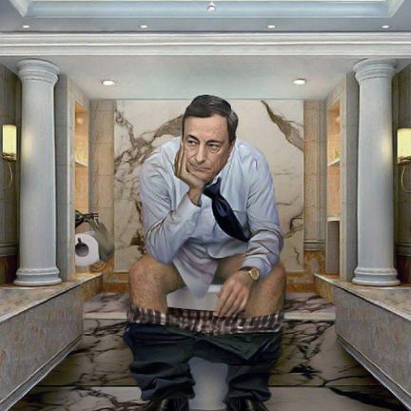 "Mario Draghi, Presidente del Banco Central Europeo Foto:Cristina Guggeri ""Krydy"" www.areashoot.net"