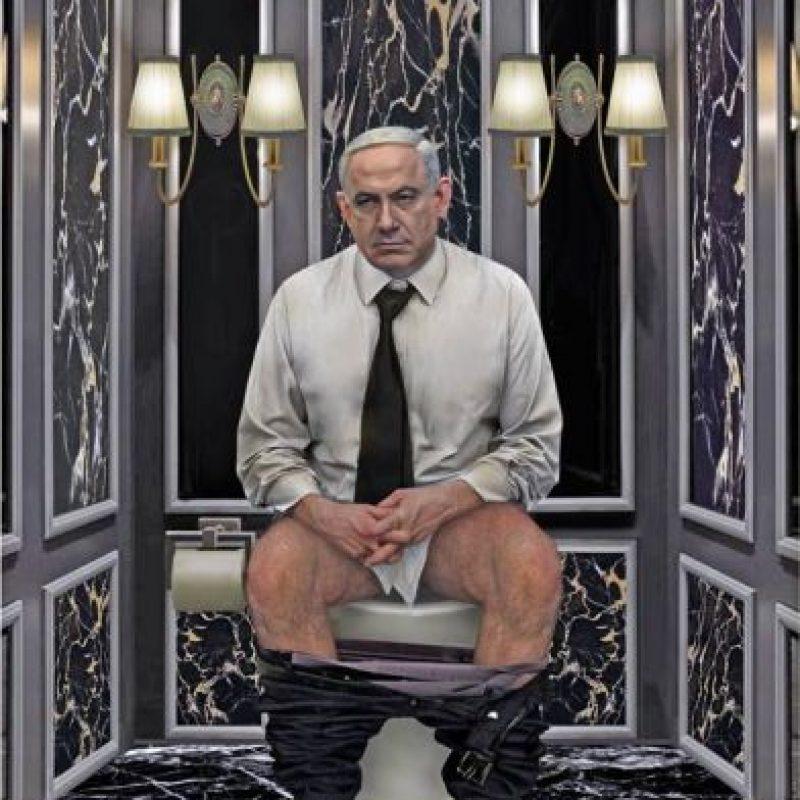 "Benjamín Netanyahu, Primer Ministro de Israel Foto:Cristina Guggeri ""Krydy"" www.areashoot.net"