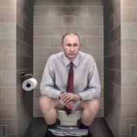 "Vladimir Putin, presidente de Rusia Foto:Cristina Guggeri ""Krydy"" www.areashoot.net"