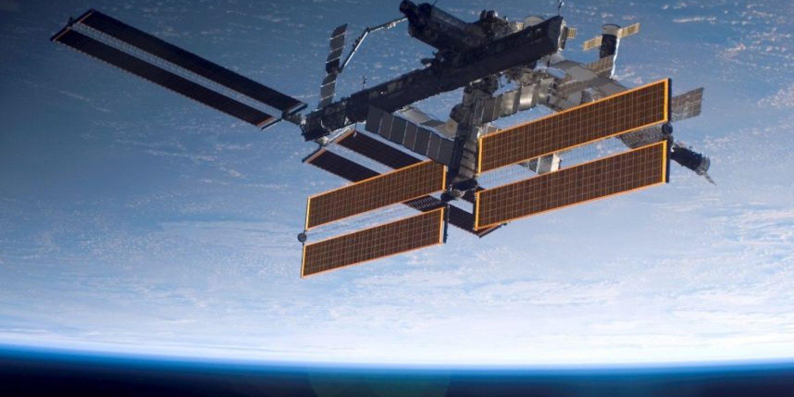 2. Se encuentra permanentemente tripulada por equipos de astronautas e investigadores de las cinco agencias del espacio participantes Foto:Getty Images